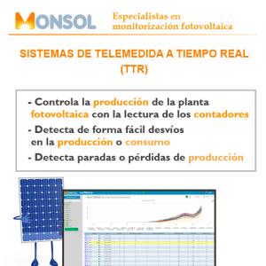 Sistemas de Telemedida a Tiempo Real (TTR)