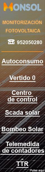 Monitorización fotovoltaica personalizada- Monsol